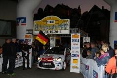 Rallye Baden-Württemberg 2014