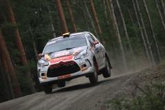 Rallye Finnland 2013