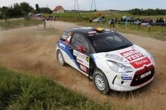 Rallye Polen 2014