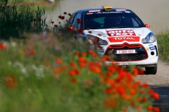 during the 2014 WRC World Rally Car Championship, rally of Poland from June 27th to 29th, in Mikolajki Poland. Photo Francois Baudin / DPPI