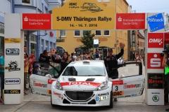 Rallye Thüringen 2016